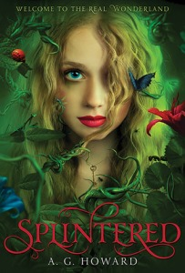 Cover of Splintered by A.G. Howard
