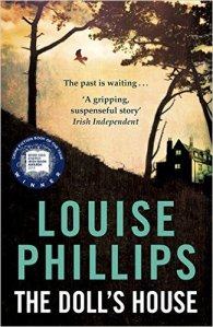 Cover of The Doll's House by Louise Phillips